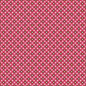 Pink & Brown Polka Dots