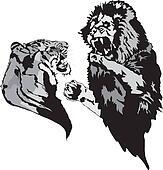 battle of animals