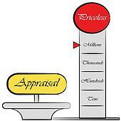 Appraisal Meter Drawing