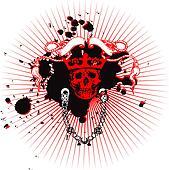 Skull Crown Flash