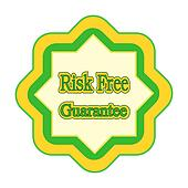 Risk Free Guarantee Emblem