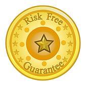 Risk Free Guarantee Seal