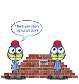 missing lunch box