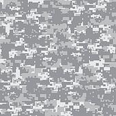 Military desert camouflage seamless pattern.
