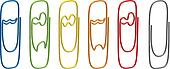 emotions paperclips