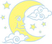 Moon & Stars