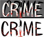 crime scene - crime of passion