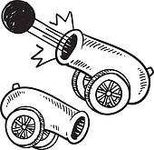 Clip Art Cannon Clip Art cannon clip art royalty free gograph civil war drawing retro sketch
