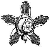 Aviation engine