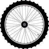 Clip Art Wheel Clip Art bicycle wheel clip art royalty free gograph seamless wheel