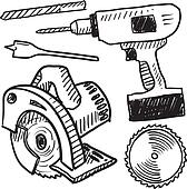 Power tools sketch