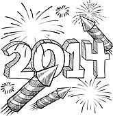 2014 fireworks sketch