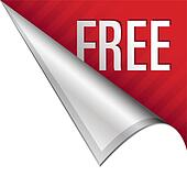 Free corner tab