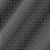Dark metal cross hatch background