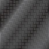 Dark metal cross hatch background