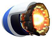 Sci Fi Jet Engine