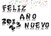 Happy new year 2013.