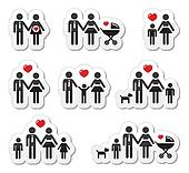 Gay marriage labels