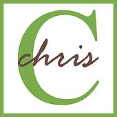 Chris Name Monogram