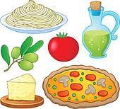 Italian food collection 1