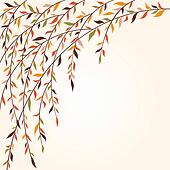 Willow Tree Clip Art - Royalty Free - GoGraph