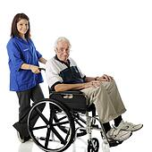 Volunteering with the Elderly