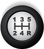 vector manual gear shifter