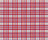 Texture of red and blue seamless pattern