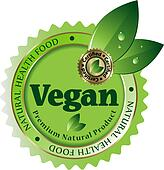 Vegan Clip Art - Royalty Free - GoGraph