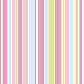 Background with colorful pink, blue and green stripes