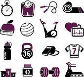 Fitness set
