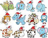 Cute Christmas Holiday Winter set