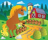 Horse theme image 4