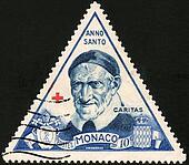 Stamp Caritas
