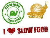 Slow food stamps