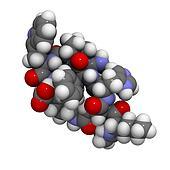 Bremelanotide molecule, chemical structure