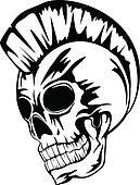 skull punk