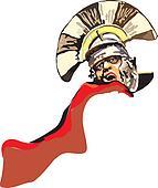 Vector - Legionnaire (roman soldier