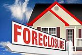 Foreclosure.