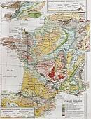 France geology