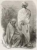 Abyssinian monks