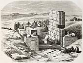 Serapeum of Saqqara