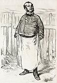 Man in apron