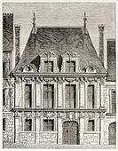 Rouen house