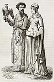 Medieval costumes sexies