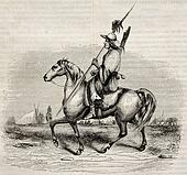 Patagon knight