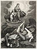 Virgin Mary of shipwrecked