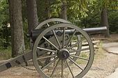 Gettysburg Battlefield from American Civil War