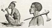 Tanganyika west men