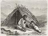 Chimehwhuebes hut